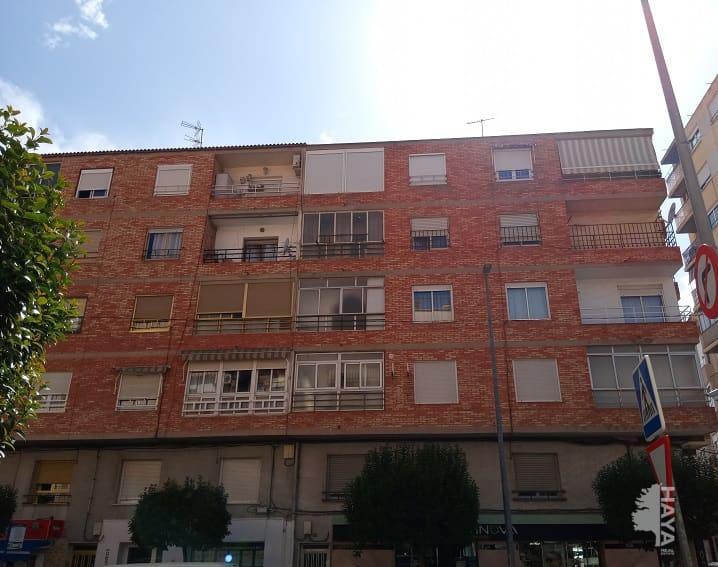 Piso en venta en Petrer, Alicante, Avenida Madrid De, En, 48.500 €, 2 habitaciones, 1 baño, 71 m2