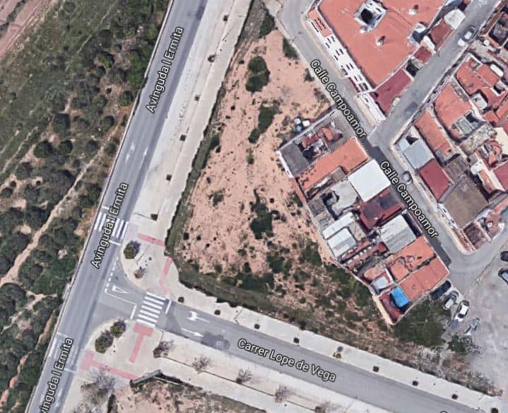 Suelo en venta en Suelo en Massamagrell, Valencia, 360.371 €, 689 m2