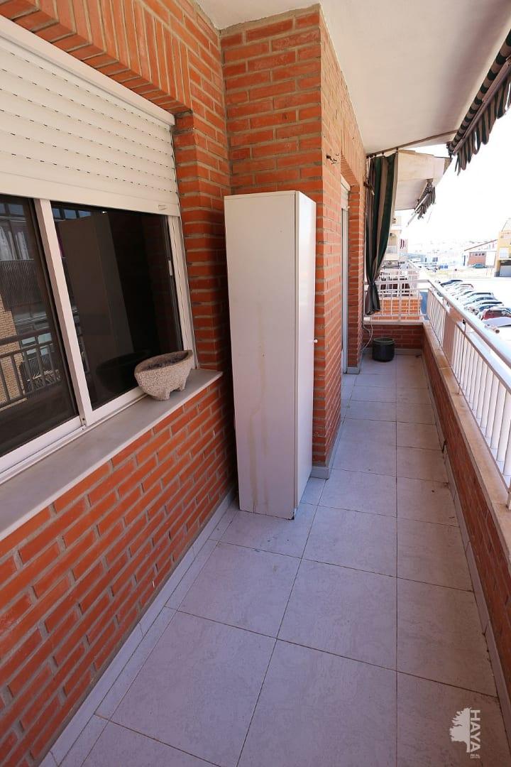 Piso en venta en Las Esperanzas, Pilar de la Horadada, Alicante, Calle Ramon Y Cajal, 109.700 €, 3 habitaciones, 2 baños, 110 m2