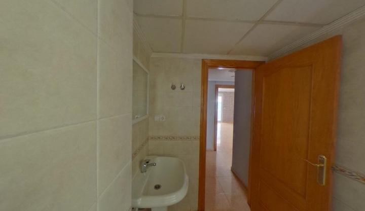 Piso en venta en Pedanía de Puente Tocinos, Murcia, Murcia, Calle Olivo, 124.500 €, 3 habitaciones, 2 baños, 148 m2