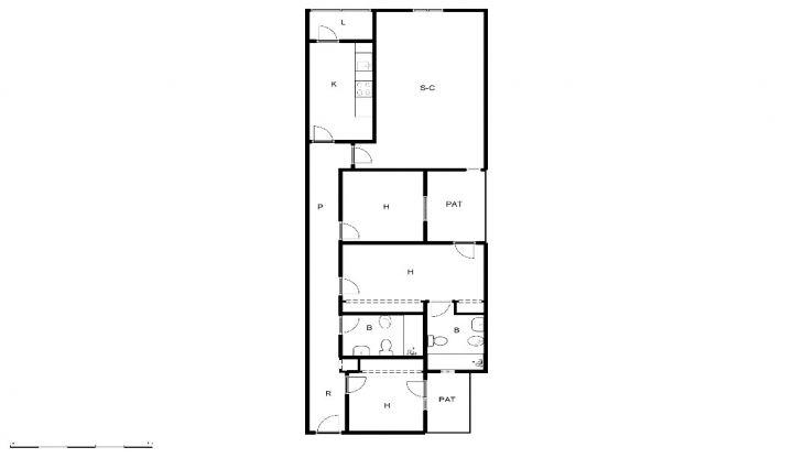 Piso en venta en Piso en San Vicente del Raspeig/sant Vicent del Raspeig, Alicante, 151.500 €, 3 habitaciones, 2 baños, 113 m2