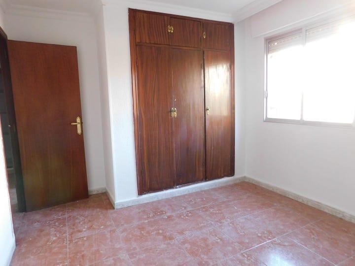 Piso en venta en Piso en Huelva, Huelva, 91.000 €, 3 habitaciones, 1 baño, 88 m2