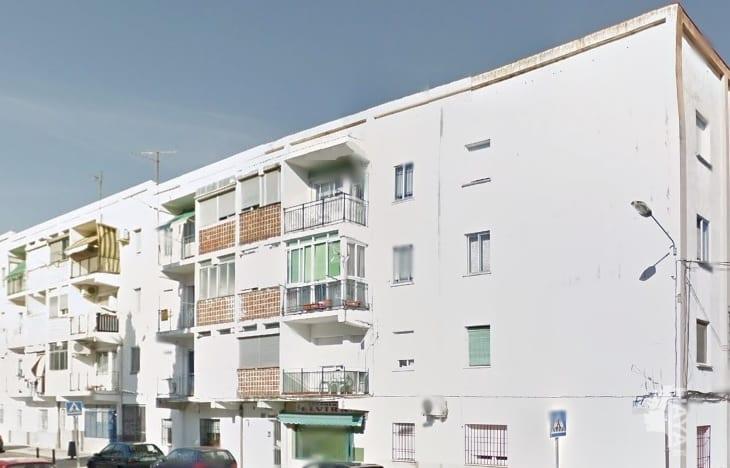 Piso en venta en La Ribera - San Lázaro, Plasencia, Cáceres, Calle Eugenio Escobar, 53.404 €, 3 habitaciones, 1 baño, 80 m2