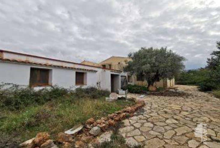 Casa en venta en Sant Joan de Moró, Castellón, Lugar Masia Pi, 292.000 €, 5 habitaciones, 1 baño, 379 m2