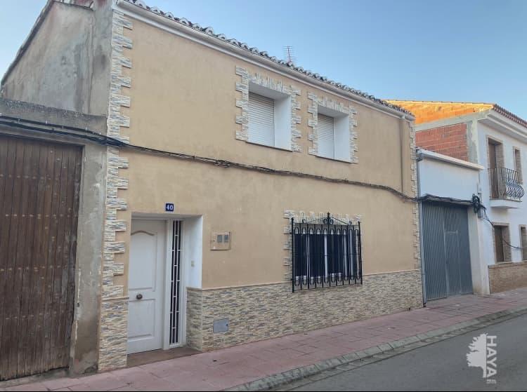 Casa en venta en Sant Antoni, Madrigueras, Albacete, Calle Nueva, 87.744 €, 3 habitaciones, 1 baño, 131 m2