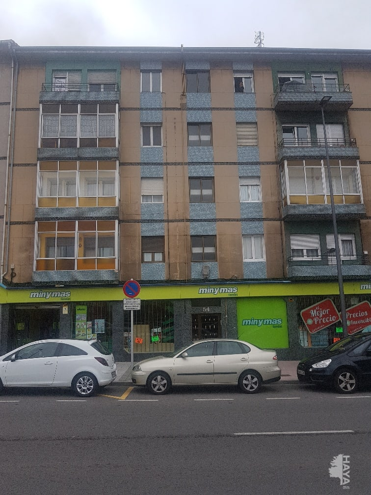 Piso en venta en Llaranes, Avilés, Asturias, Calle Santa Apolonia, 50.000 €, 3 habitaciones, 1 baño, 84 m2