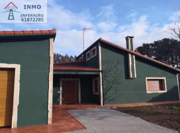Casa en venta en Casa en Narón, A Coruña, 275.000 €, 3 habitaciones, 2 baños, 231 m2