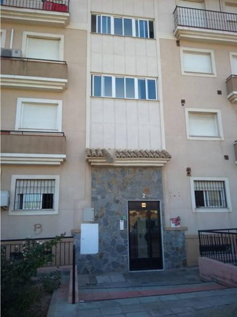 Piso en venta en Huércal de Almería, Almería, Calle Rio Miño, 81.900 €, 2 habitaciones, 1 baño, 77 m2