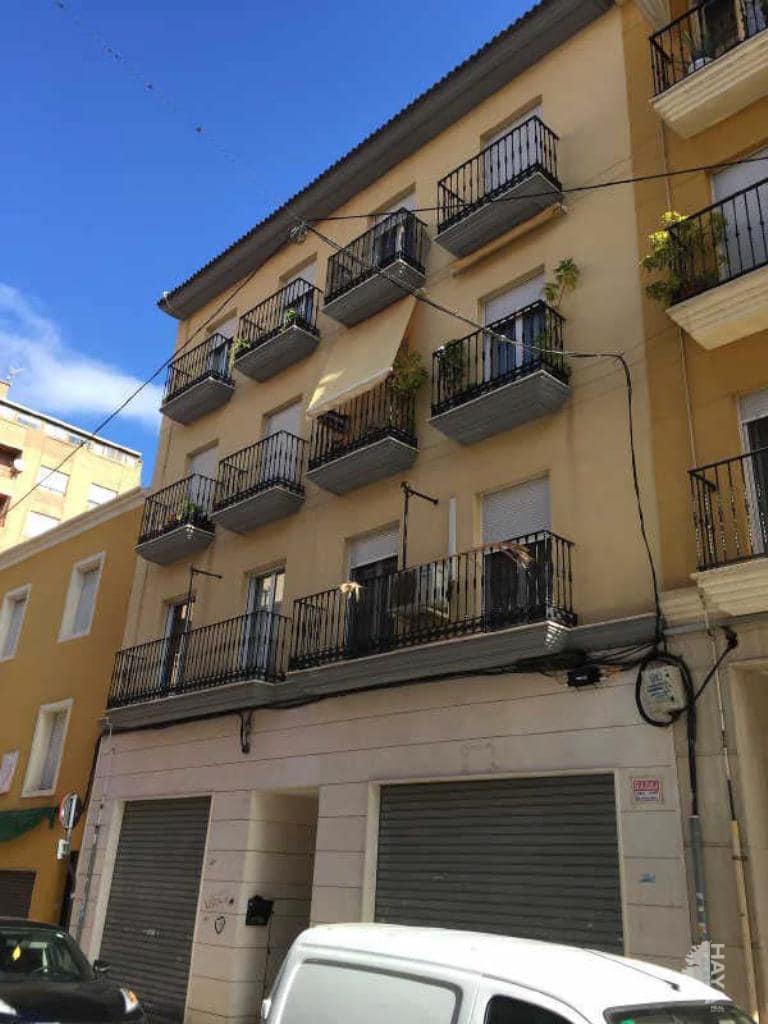 Piso en venta en Elda, Alicante, Calle Antonio Maura, 91.000 €, 3 habitaciones, 2 baños, 92 m2