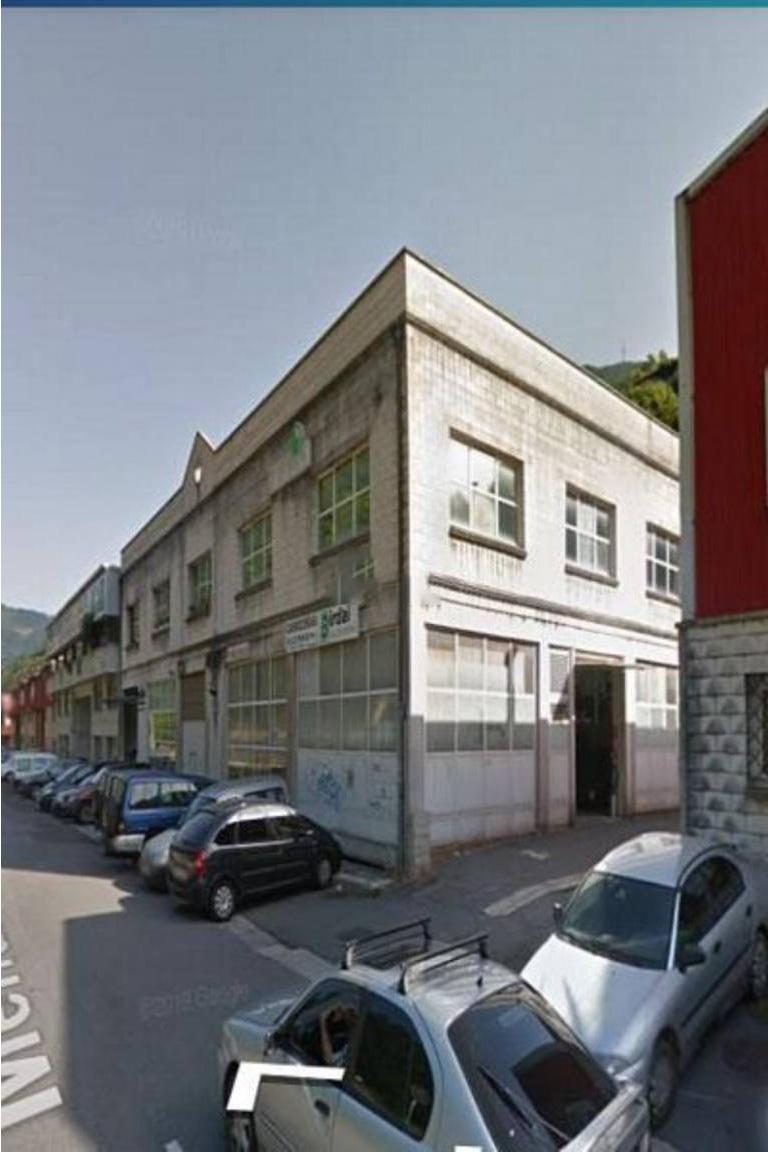 Industrial en venta en Esquibien, Soraluze/placencia de la Armas, Guipúzcoa, Calle Mendiola, 185.000 €, 415 m2