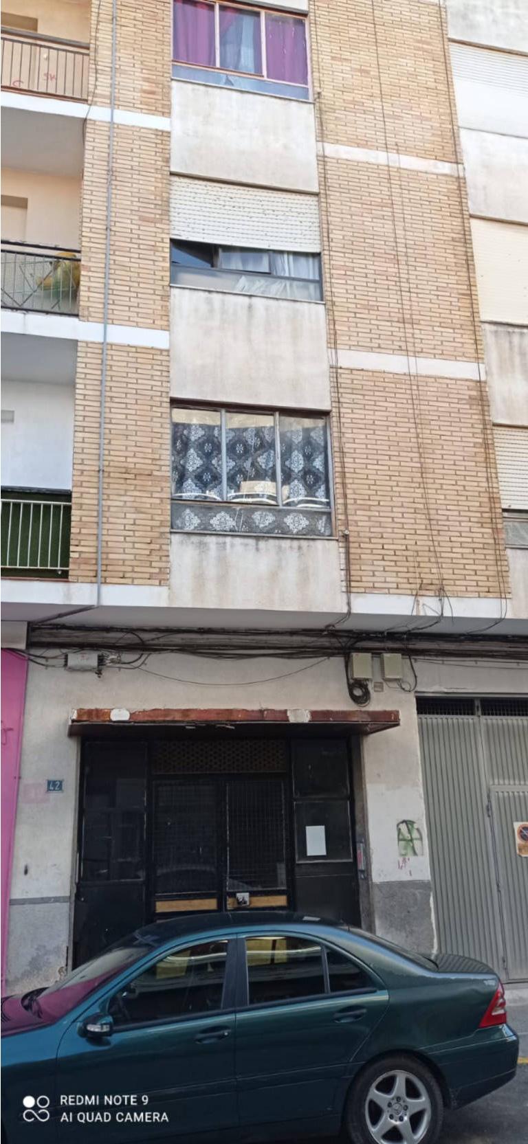 Piso en venta en Centro, Almoradí, Alicante, Calle España, 44.500 €, 3 habitaciones, 2 baños, 86 m2
