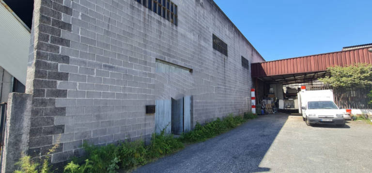 Industrial en venta en Cacheiras, Teo, A Coruña, Calle de Montouto, 276.000 €, 621 m2