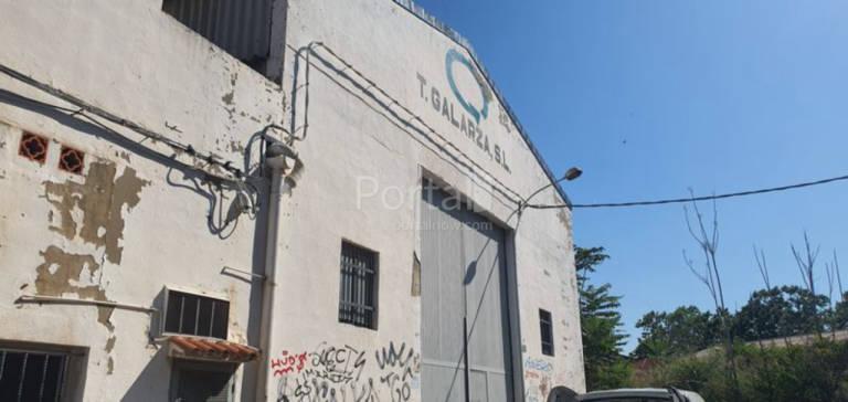 Industrial en venta en Buñol, Valencia, Calle Islas Columbretes, 119.000 €, 541 m2