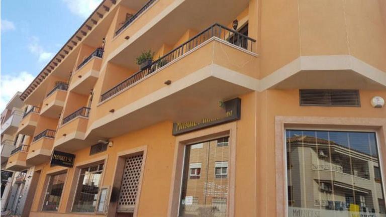 Piso en venta en San Miguel de Salinas, Alicante, Calle Calvario, 107.000 €, 4 habitaciones, 2 baños, 107,73 m2