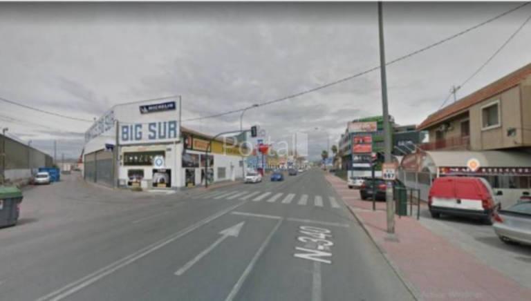 Industrial en venta en Murcia, Murcia, Calle Alicante, 103.000 €, 248 m2