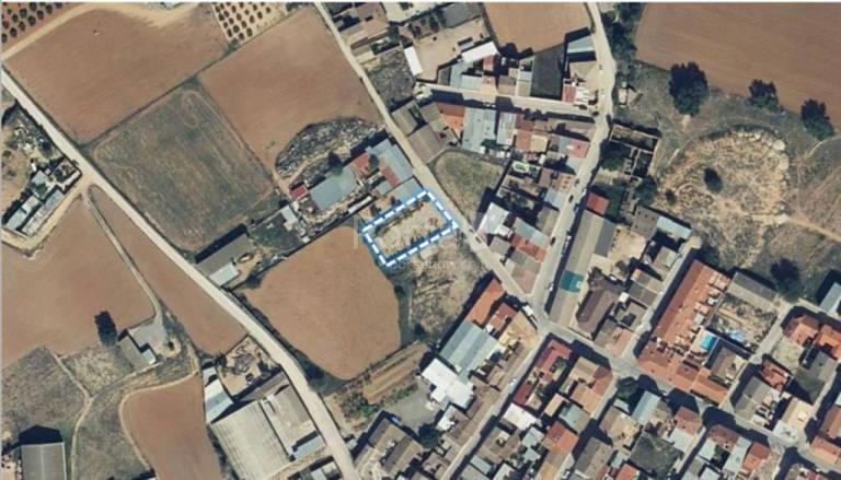 Suelo en venta en Distrito Bellavista-la Palmera, Tarazona de la Mancha, Albacete, Calle la Cañadillas, 49.500 €, 910 m2