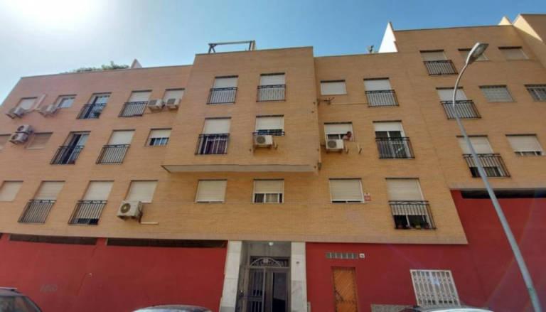 Piso en venta en Pampanico, El Ejido, Almería, Calle Cartagena, 72.500 €, 3 habitaciones, 2 baños, 115 m2