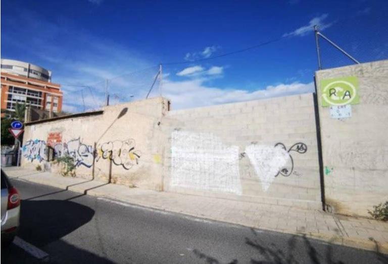 Suelo en venta en Parque de la Avenidas, Alicante/alacant, Alicante, Calle Escultor Montañes, 159.500 €, 656 m2