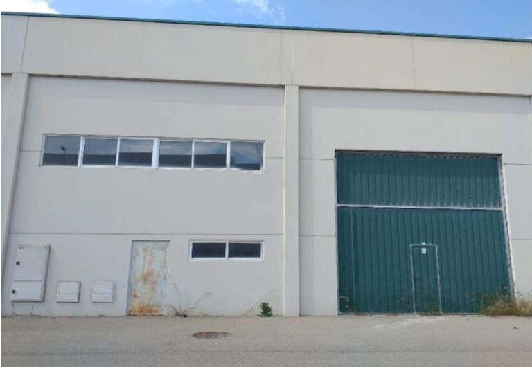 Industrial en venta en La Muela, Zaragoza, Calle Santo Domingo Polígono Industrial Centrovía, 95.000 €, 449 m2