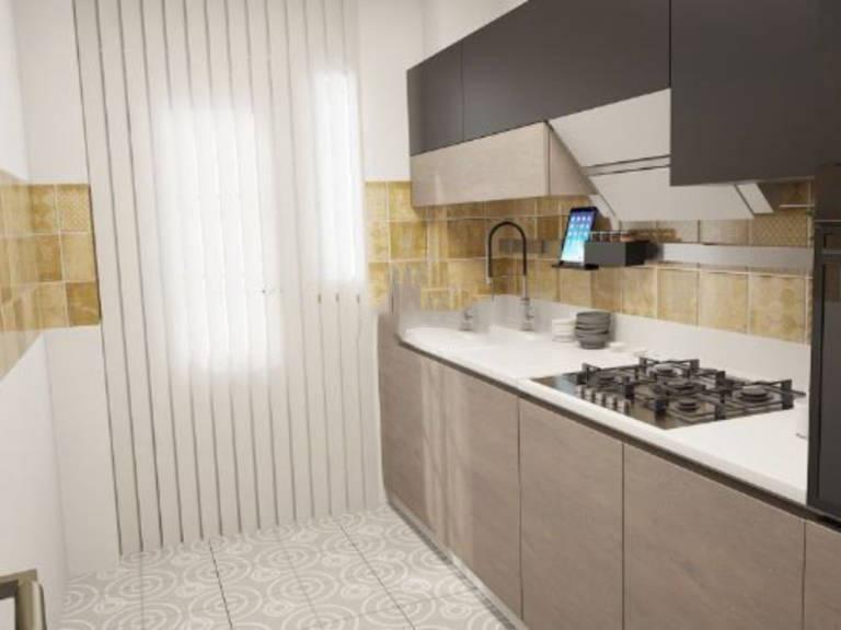 Piso en venta en Urbanizacion Costa Esuri, Ayamonte, Huelva, Calle Honduras, 157.000 €, 3 habitaciones, 2 baños, 104 m2