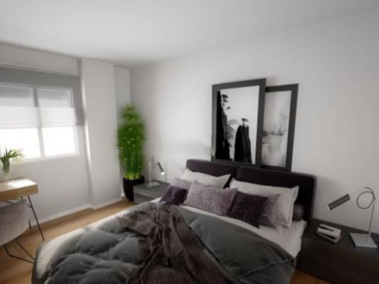 Piso en venta en San Roque, Badajoz, Badajoz, Avenida Manuel Rojas Torres, 74.000 €, 3 habitaciones, 2 baños, 62,32 m2
