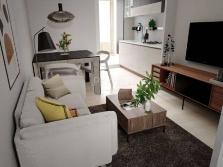 Piso en venta en Irun, Guipúzcoa, Calle Estacion, 87.500 €, 2 habitaciones, 1 baño, 44 m2