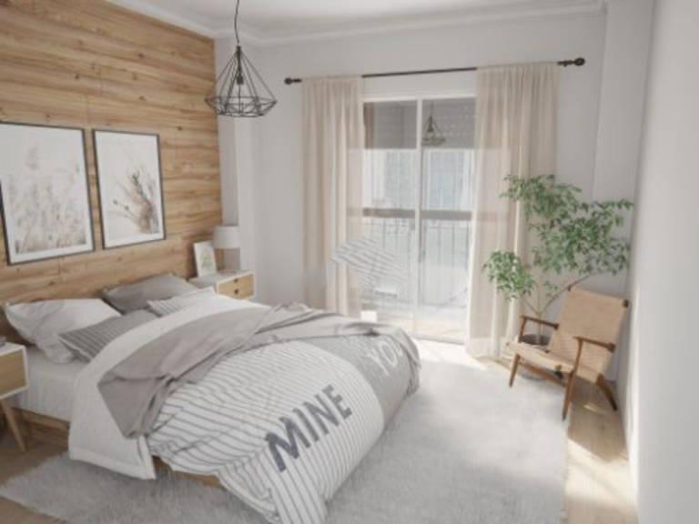 Piso en venta en Gójar, Granada, Avenida Carmen Morcillo, 104.000 €, 3 habitaciones, 1 baño, 84,72 m2