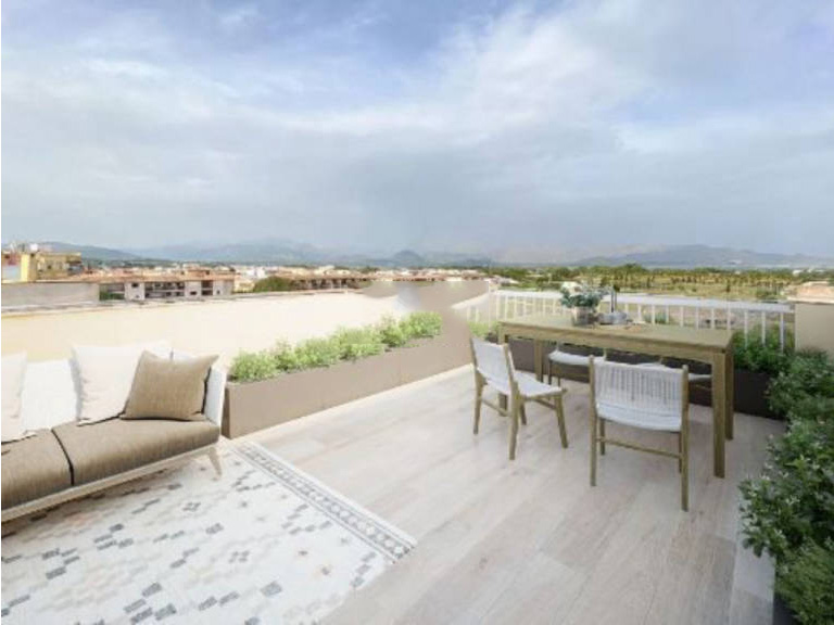 Piso en venta en Distrito Bellavista-la Palmera, Alcúdia, Baleares, Avenida Inca, 242.000 €, 3 habitaciones, 3 baños, 130 m2