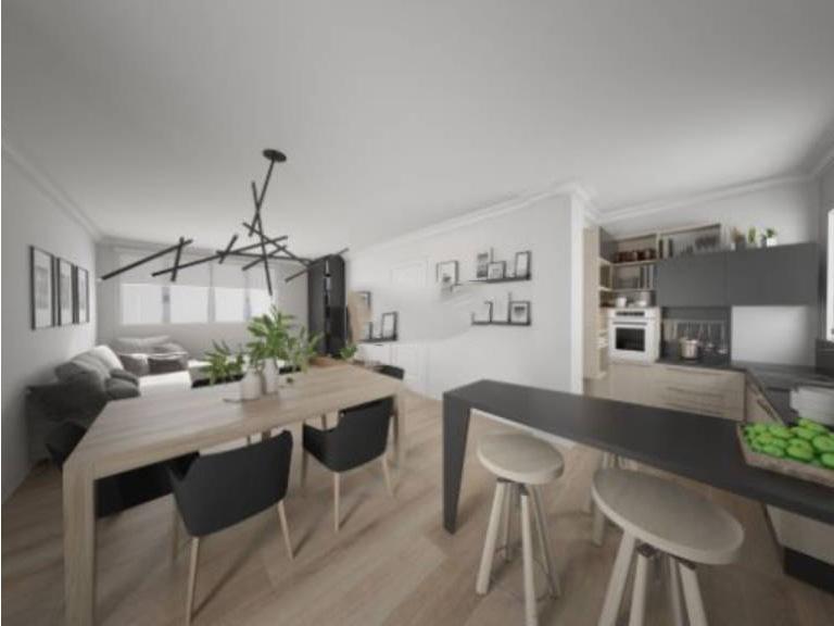 Piso en venta en Agüimes, Las Palmas, Calle Ansite, 102.000 €, 3 habitaciones, 2 baños, 74,25 m2
