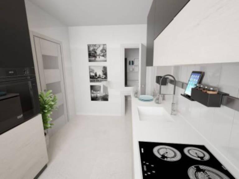 Piso en venta en Hinojos, Huelva, Calle Matadero, 67.900 €, 3 habitaciones, 2 baños, 95 m2