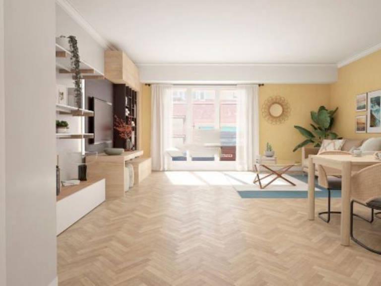 Piso en venta en Alicante/alacant, Alicante, Calle Colon, 213.000 €, 4 habitaciones, 3 baños, 118,7 m2