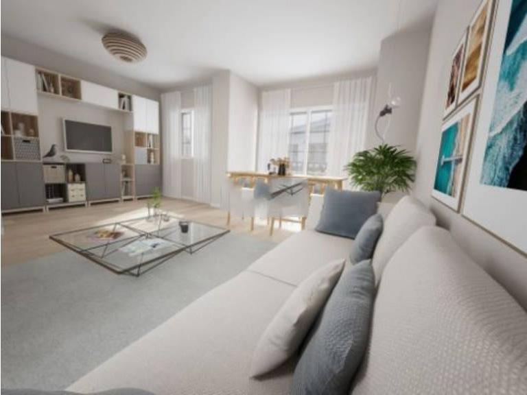 Piso en venta en Láchar, Láchar, Granada, Calle Real, 50.500 €, 2 habitaciones, 1 baño, 99 m2
