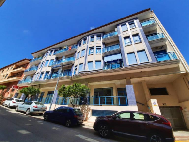 Piso en venta en Benissa, Alicante, Calle Alcudia, 112.500 €, 3 habitaciones, 2 baños, 97 m2