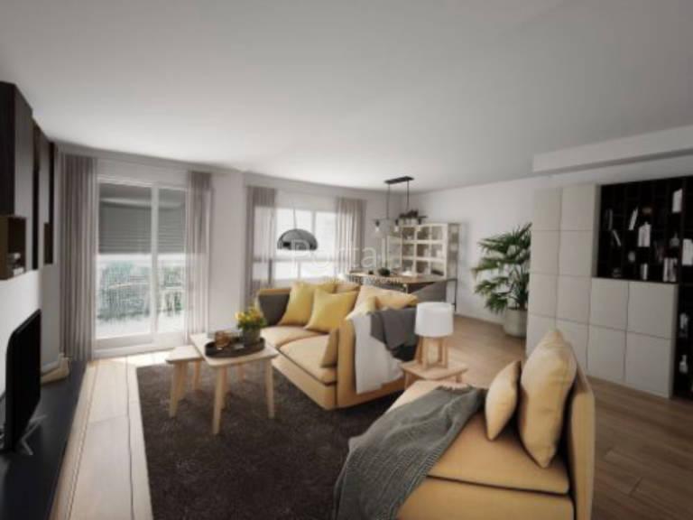 Piso en venta en Caudete, Caudete, Albacete, Calle Echegaray, 74.900 €, 3 habitaciones, 2 baños, 137 m2