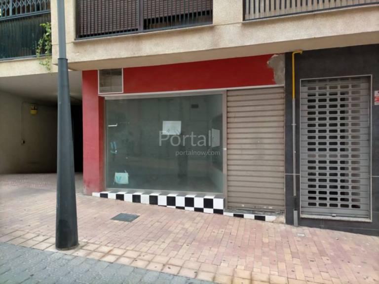 Local en venta en Lorca, Murcia, Calle Vicente Lunel, 85.000 €, 120 m2