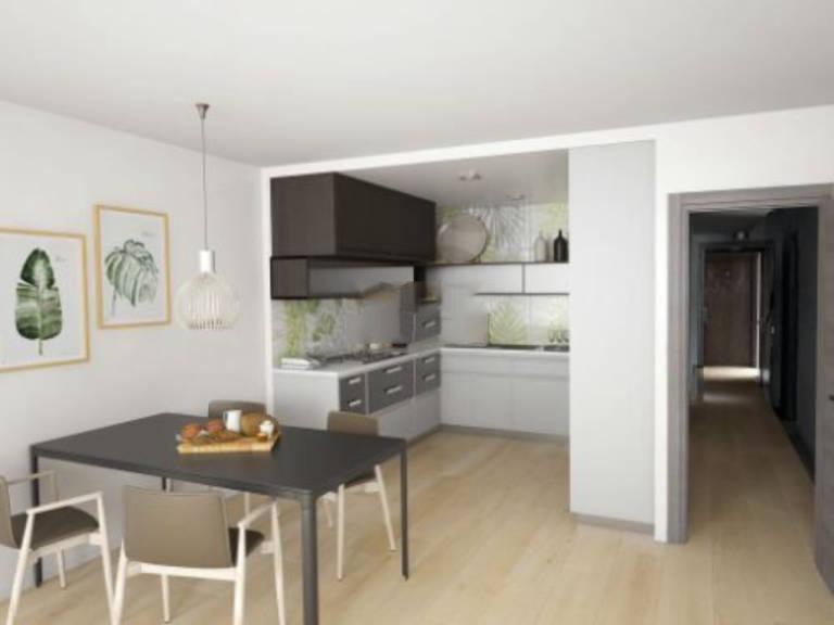 Piso en venta en Centre Històric de Manresa, Manresa, Barcelona, Calle Cirera, 54.000 €, 2 habitaciones, 1 baño, 66 m2