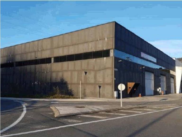 Industrial en venta en Beasain, Guipúzcoa, Barrio Salbatore Auzoa, 477.000 €, 868 m2
