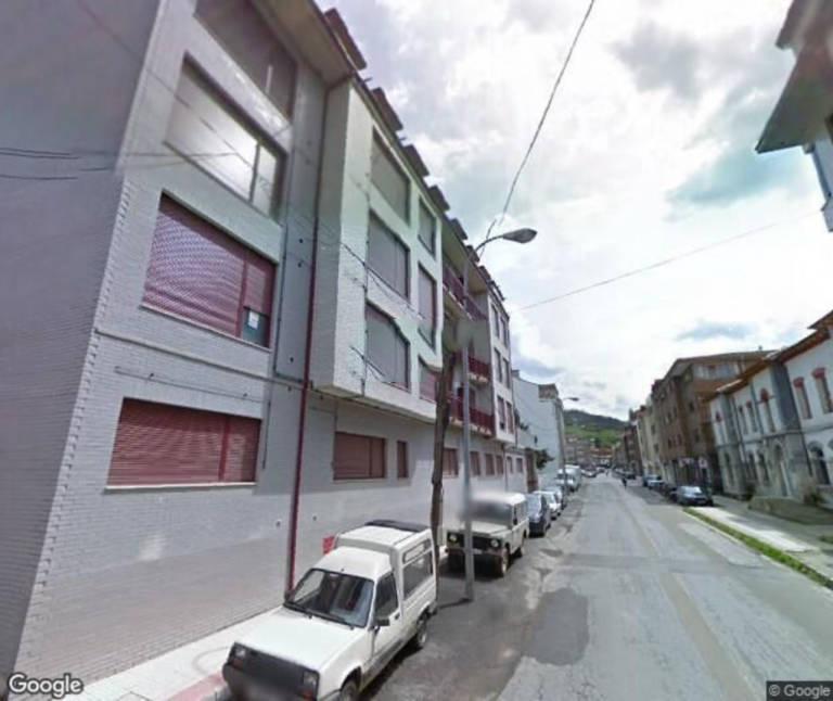 Piso en venta en Aller, Asturias, Calle Cardenal Ceferino, 44.000 €, 1 habitación, 1 baño, 37,3 m2