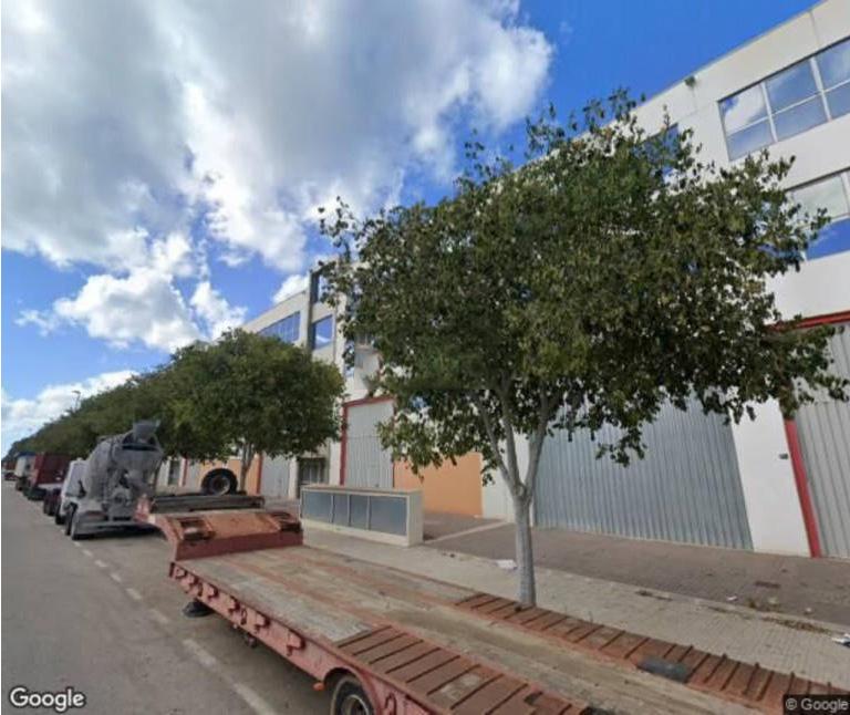 Industrial en venta en Palma de Mallorca, Baleares, Calle Can Rosello, 632.000 €, 496 m2