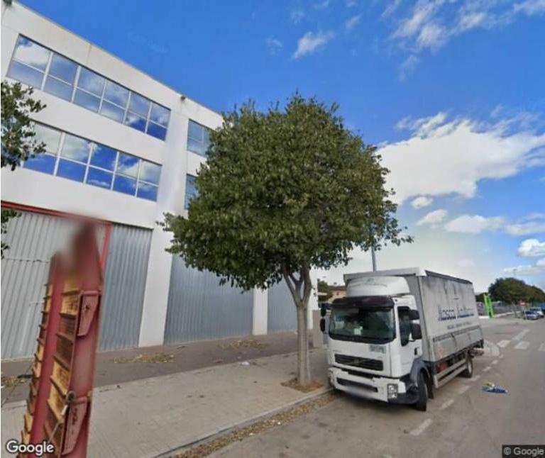 Industrial en venta en Palma de Mallorca, Baleares, Calle Can Rossello, 615.000 €, 862 m2