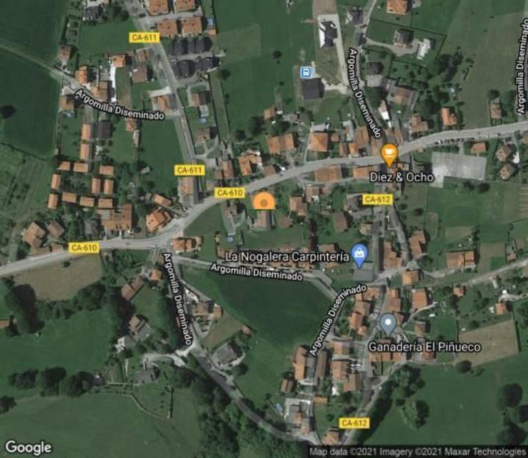 Piso en venta en Piso en Santa María de Cayón, Cantabria, 172.100 €, 4 habitaciones, 2 baños, 155 m2