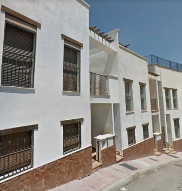 Piso en venta en Sorbas, Almería, Barrio Lugar de Pedania la Huelga, 36.500 €, 2 habitaciones, 2 baños, 61 m2