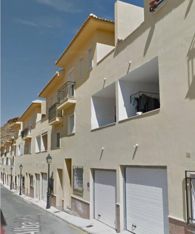 Piso en venta en Distrito Bellavista-la Palmera, Macael, Almería, Calle Albaida, 35.000 €, 1 habitación, 1 baño, 44,93 m2