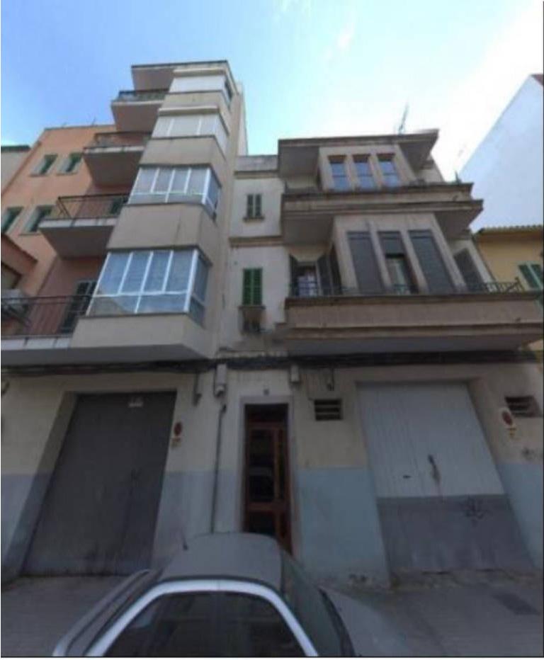 Piso en venta en La Soledat, Palma de Mallorca, Baleares, Calle Pere Ii, 190.000 €, 5 habitaciones, 1 baño, 122 m2
