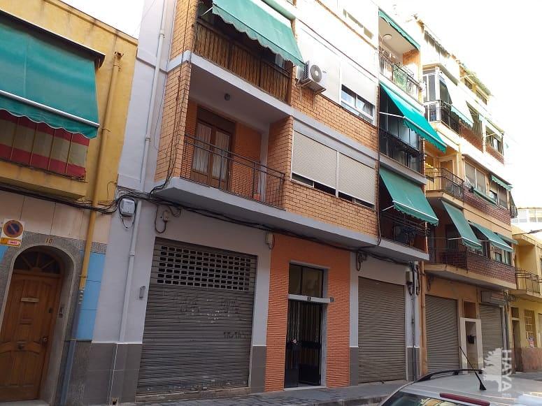 Piso en venta en Centro Histórico, Alicante/alacant, Alicante, Calle Aguila, 59.000 €, 91 m2