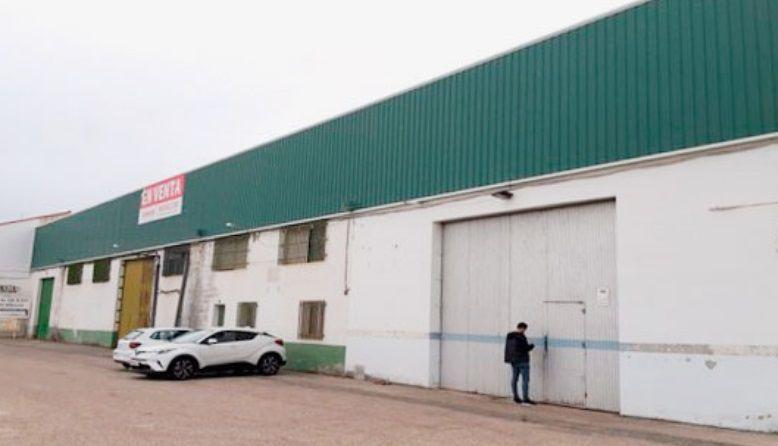 Industrial en venta en Los Almendros del Tajo, Noblejas, Toledo, Carretera de Ocaña, 505.000 €, 3 m2