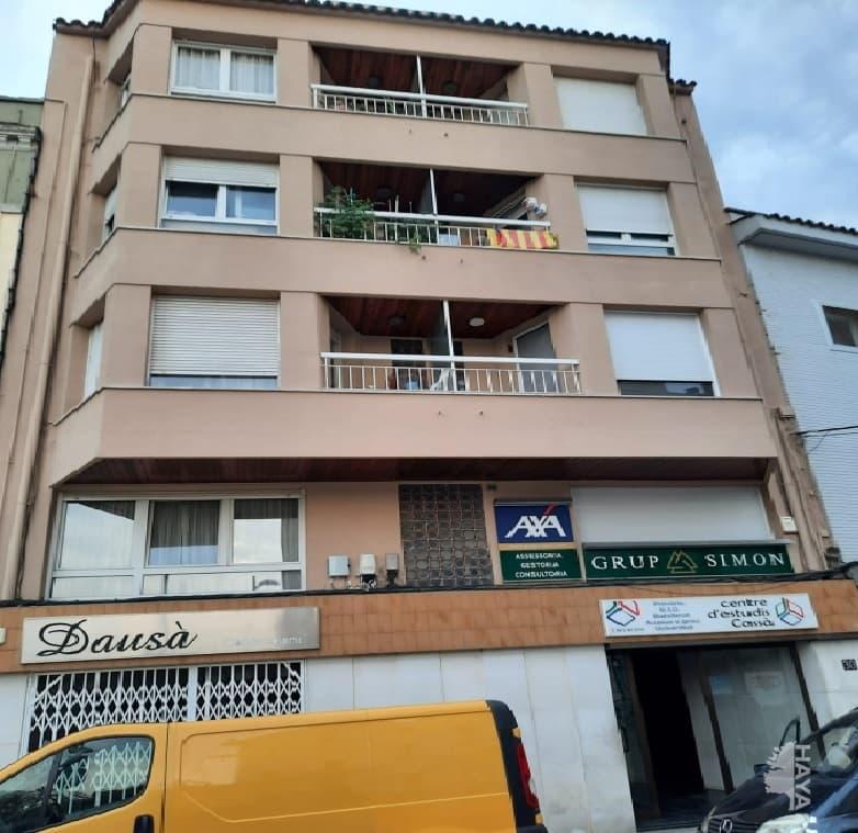 Piso en venta en Cassà de la Selva, Girona, Plaza de la Coma, 76.200 €, 3 habitaciones, 1 baño, 72 m2