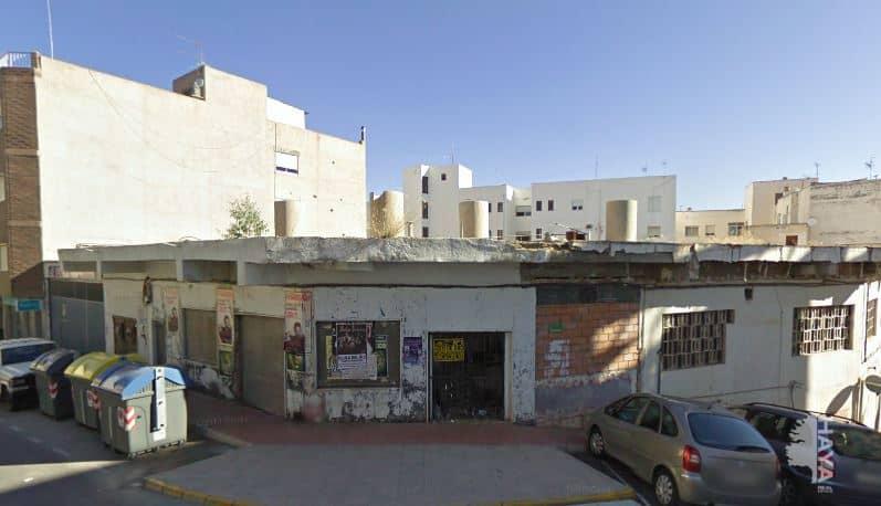 Suelo en venta en Huércal de Almería, Almería, Carretera Estacion Esquina Calle Partaloa, 292.600 €, 563 m2
