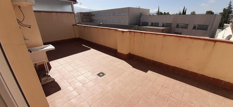 Piso en venta en Churriana de la Vega, Granada, Calle Malaga, 86.000 €, 2 habitaciones, 1 baño, 78 m2