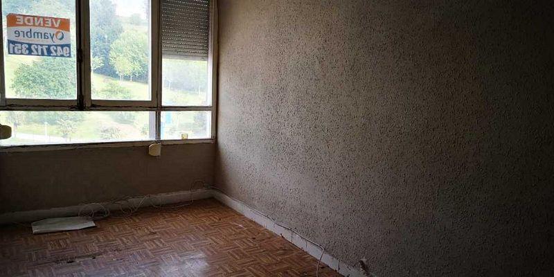 Piso en venta en Piso en Santa María de Cayón, Cantabria, 47.000 €, 2 habitaciones, 1 baño, 42 m2